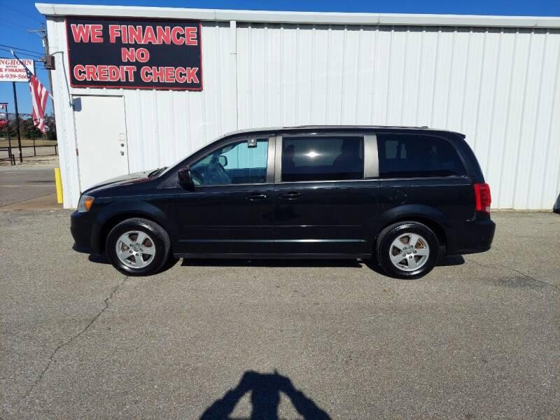 2012 Dodge Grand Caravan for sale at Longhorn Motors in Belton TX