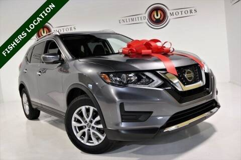2020 Nissan Rogue for sale at Unlimited Motors in Fishers IN