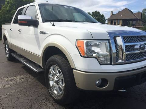 2010 Ford F-150 for sale at Nice Cars in Pleasant Hill MO
