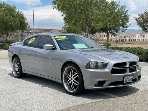 2013 Dodge Charger for sale at Esquivel Auto Depot in Rialto CA