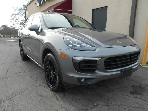 2017 Porsche Cayenne for sale at AutoStar Norcross in Norcross GA