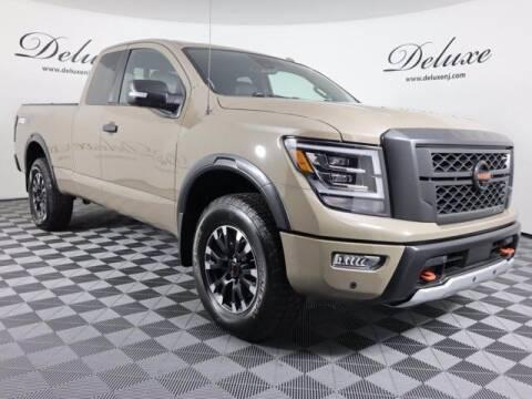 2020 Nissan Titan for sale at DeluxeNJ.com in Linden NJ