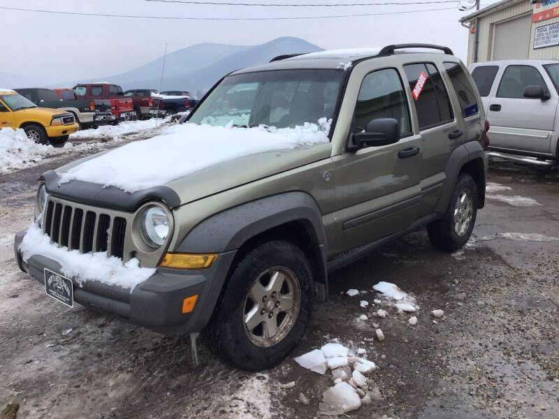 2006 Jeep Liberty for sale at Troys Auto Sales in Dornsife PA