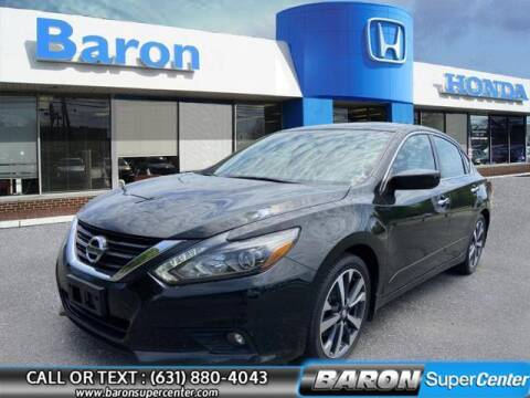 2017 Nissan Altima for sale at Baron Super Center in Patchogue NY