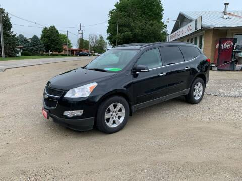 2011 Chevrolet Traverse for sale at GREENFIELD AUTO SALES in Greenfield IA