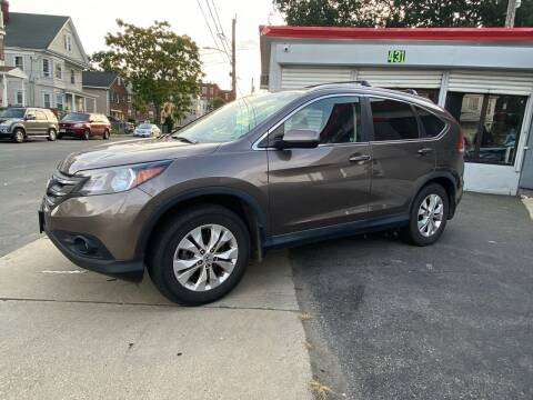2012 Honda CR-V for sale at Choice Motor Group in Lawrence MA