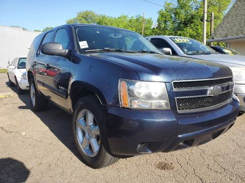 2007 Chevrolet Tahoe for sale at Shelton & Son Auto Sales L.L.C in Dover AR