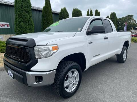 2014 Toyota Tundra for sale at AUTOTRACK INC in Mount Vernon WA