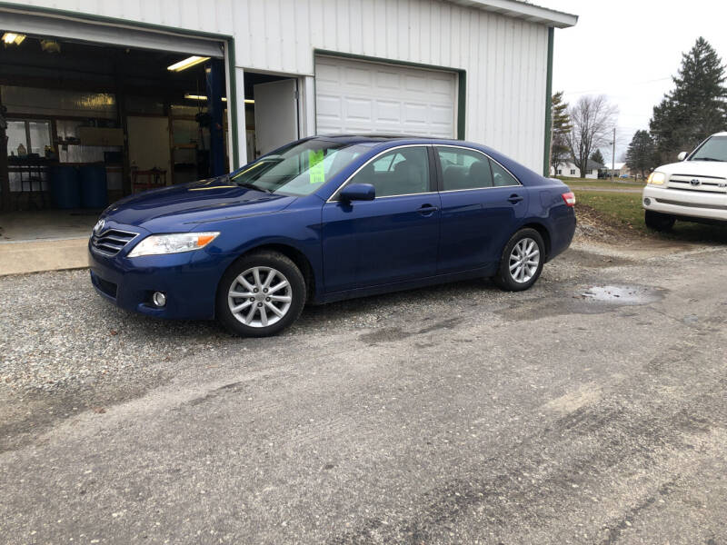 2011 Toyota Camry for sale at Purpose Driven Motors in Sidney OH