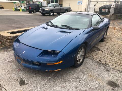 1994 Chevrolet Camaro for sale at Mr Wonderful Motorsports in Aurora IL