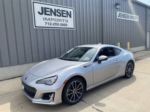 2018 Subaru BRZ for sale at Jensen's Dealerships in Sioux City IA