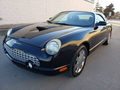 2002 Ford Thunderbird for sale at Auto Choice in Belton MO