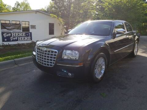 2010 Chrysler 300 for sale at TR MOTORS in Gastonia NC