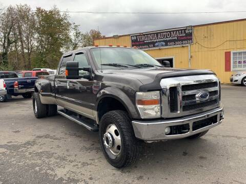 2008 Ford F-350 Super Duty for sale at Virginia Auto Mall in Woodford VA