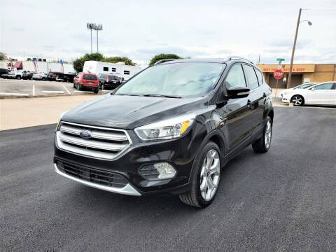 2019 Ford Escape for sale at Image Auto Sales in Dallas TX