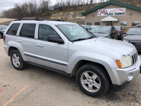 2007 Jeep Grand Cherokee for sale at Gilly's Auto Sales in Rochester MN
