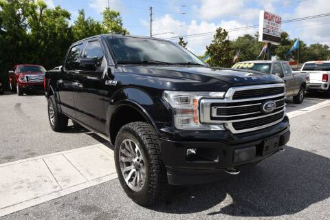 2020 Ford F-150 for sale at Grant Car Concepts in Orlando FL