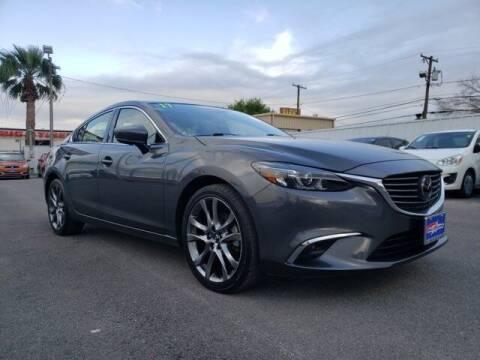 2017 Mazda MAZDA6 for sale at All Star Mitsubishi in Corpus Christi TX