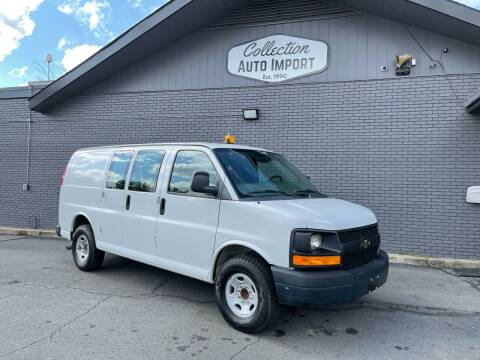 2013 Chevrolet Express Cargo for sale at Collection Auto Import in Charlotte NC