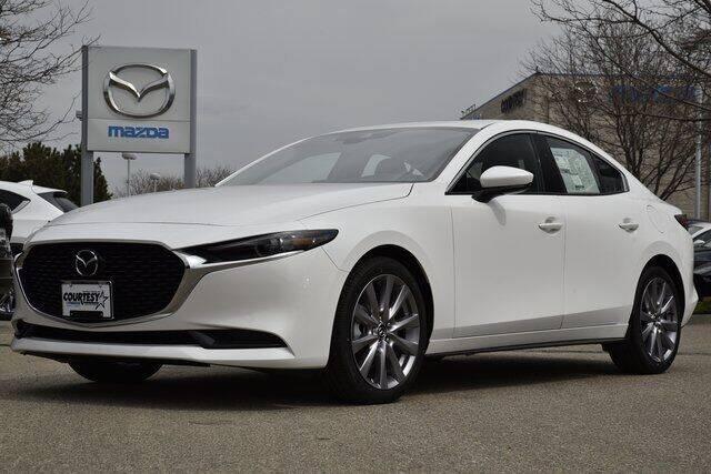 2019 Mazda Mazda3 Sedan for sale at COURTESY MAZDA in Longmont CO