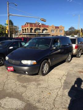 2002 Mercury Villager for sale at Big Bills in Milwaukee WI
