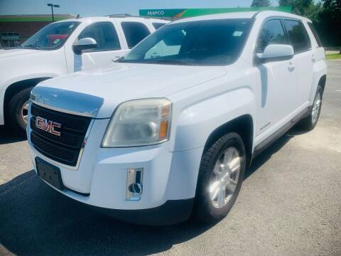 2012 GMC Terrain for sale at BRYANT AUTO SALES in Bryant AR