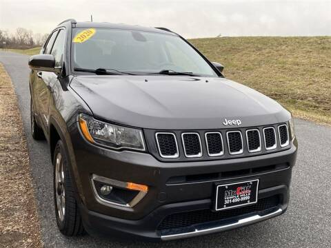 2020 Jeep Compass for sale at Mr. Car City in Brentwood MD