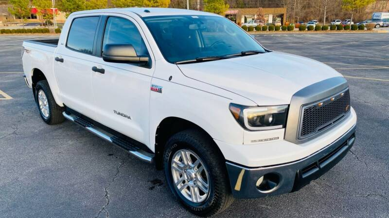 2012 Toyota Tundra for sale at H & B Auto in Fayetteville AR