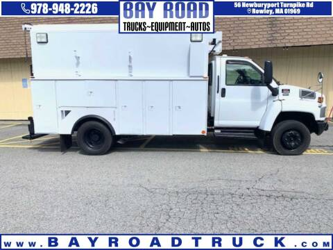 2008 GMC C5500 for sale at Bay Road Trucks in Newbury MA