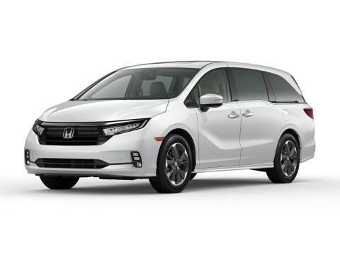 2022 Honda Odyssey for sale at BASNEY HONDA in Mishawaka IN