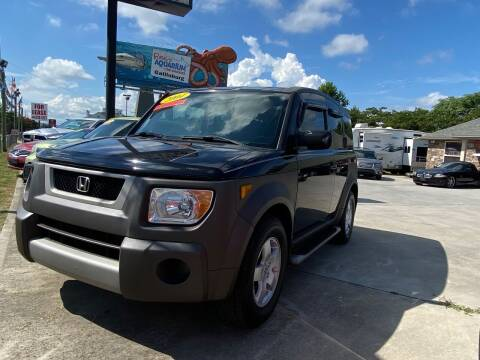 2004 Honda Element for sale at Autoway Auto Center in Sevierville TN
