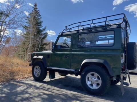 1992 Land Rover Defender for sale at Classic Car Deals in Cadillac MI