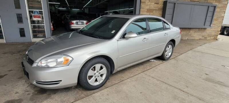 2006 Chevrolet Impala for sale at Car Planet Inc. in Milwaukee WI