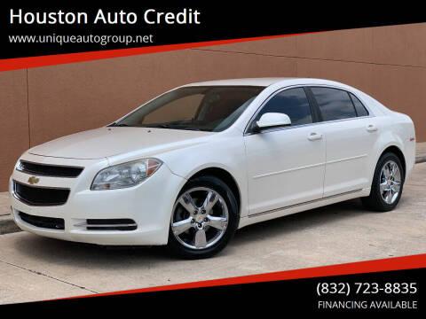2011 Chevrolet Malibu for sale at Houston Auto Credit in Houston TX