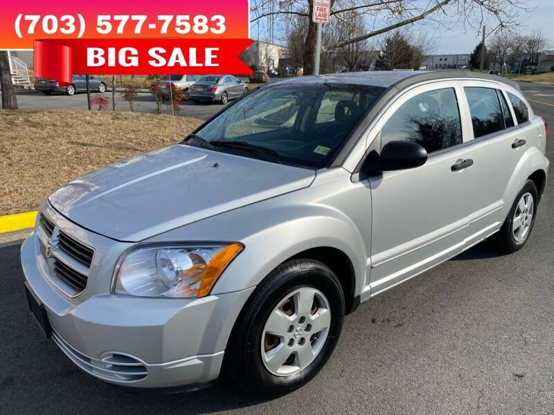 2008 Dodge Caliber for sale at Dreams Auto Group LLC in Sterling VA