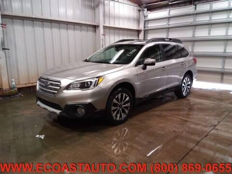 2017 Subaru Outback for sale at East Coast Auto Source Inc. in Bedford VA