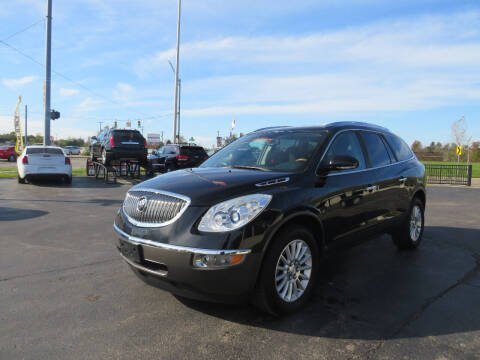 2010 Buick Enclave for sale at A to Z Auto Financing in Waterford MI