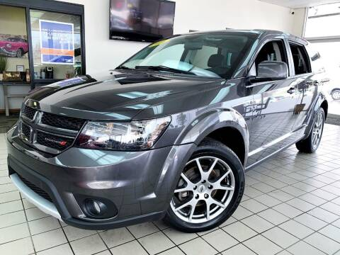 2018 Dodge Journey for sale at SAINT CHARLES MOTORCARS in Saint Charles IL