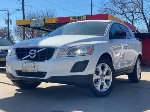 2013 Volvo XC60 for sale at Cash Car Outlet in Mckinney TX