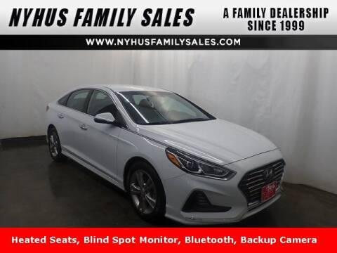 2018 Hyundai Sonata for sale at Nyhus Family Sales in Perham MN