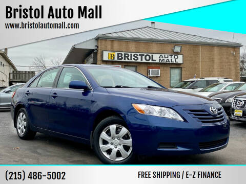 2009 Toyota Camry for sale at Bristol Auto Mall in Levittown PA