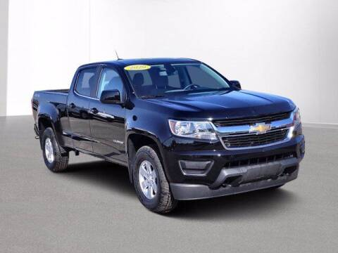 2020 Chevrolet Colorado for sale at Jimmys Car Deals in Livonia MI
