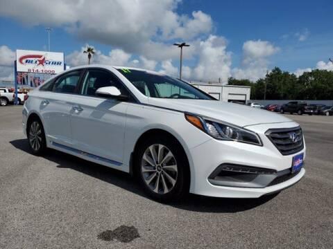 2017 Hyundai Sonata for sale at All Star Mitsubishi in Corpus Christi TX