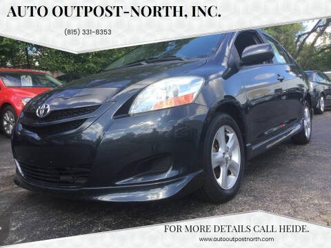 2007 Toyota Yaris for sale at Auto Outpost-North, Inc. in McHenry IL