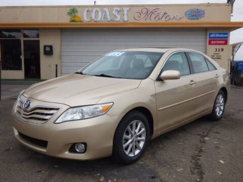 2011 Toyota Camry for sale at Coast Motors in Arroyo Grande CA