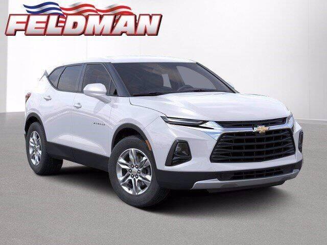 2021 Chevrolet Blazer for sale in Highland, MI