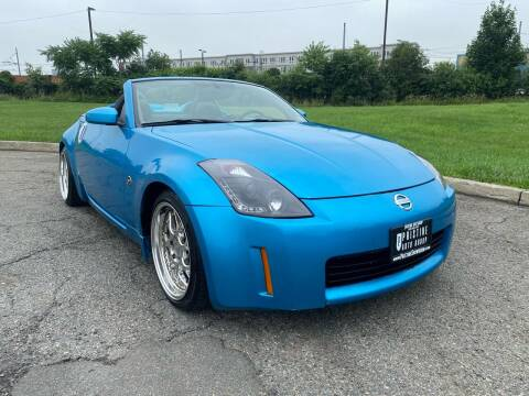 2004 Nissan 350Z for sale at Pristine Auto Group in Bloomfield NJ