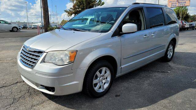 2010 Chrysler Town and Country for sale at Tri City Auto Mart in Lexington KY