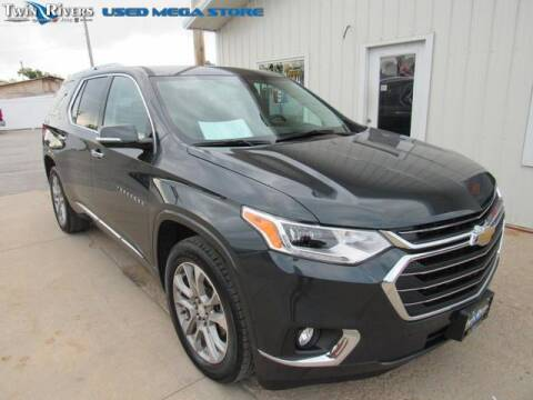 2019 Chevrolet Traverse for sale at TWIN RIVERS CHRYSLER JEEP DODGE RAM in Beatrice NE