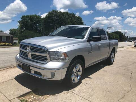 2015 RAM Ram Pickup 1500 for sale at E Motors LLC in Anderson SC